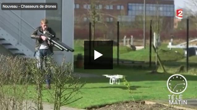 MC2 Technologies : nouveau chasseur de drones