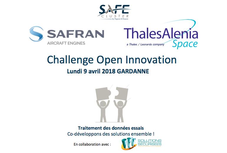 [Ecosystème] Workshop de présentation de l'AMI Thales Alenia Space et Safran Aircraft Engines