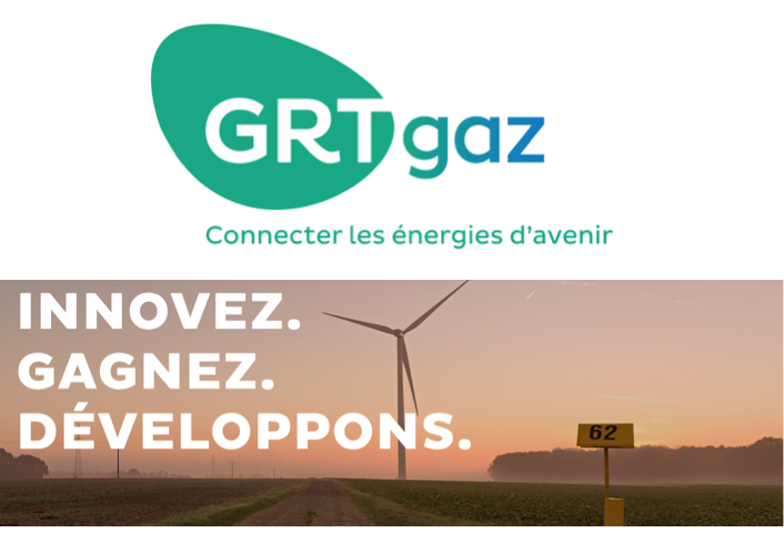 Participez au challenge innovation GRTgaz !
