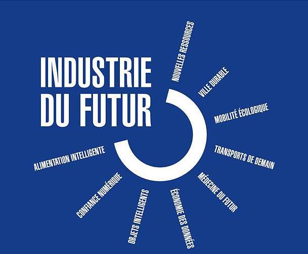 """AMI dans le cadre du programme régional """"Industrie du Futur"""" en PACA"""