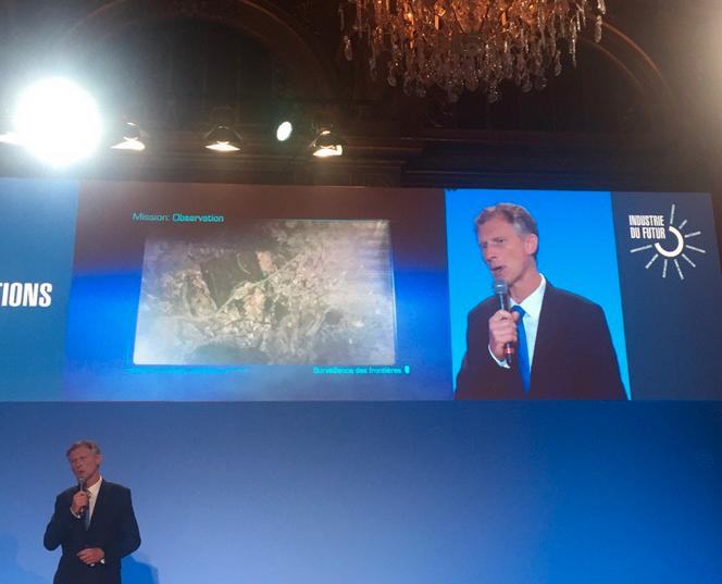 Michel FIAT, Thales Alenia Space, président de SAFE Cluster