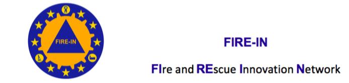 SAFE Cluster leader du projet européen FIRE-IN
