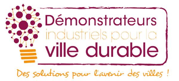 """Appel à Projets """"Démonstrateurs industriels pour la ville durable"""""""