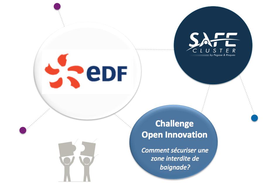 1,2,3 : solutions innovantes pour EDF !