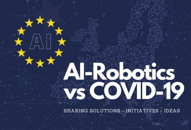 AI-ROBOTICS vs COVID-19 initiative of the European AI Alliance