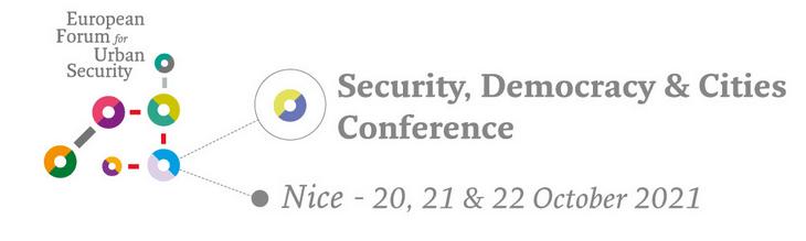 Conférence « Sécurité, Démocratie et Villes »