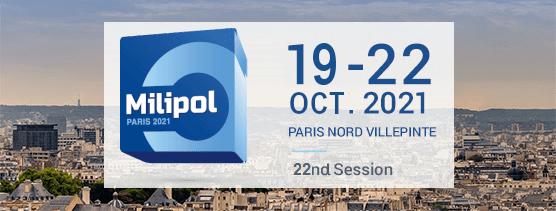 MILIPOL PARIS 2021