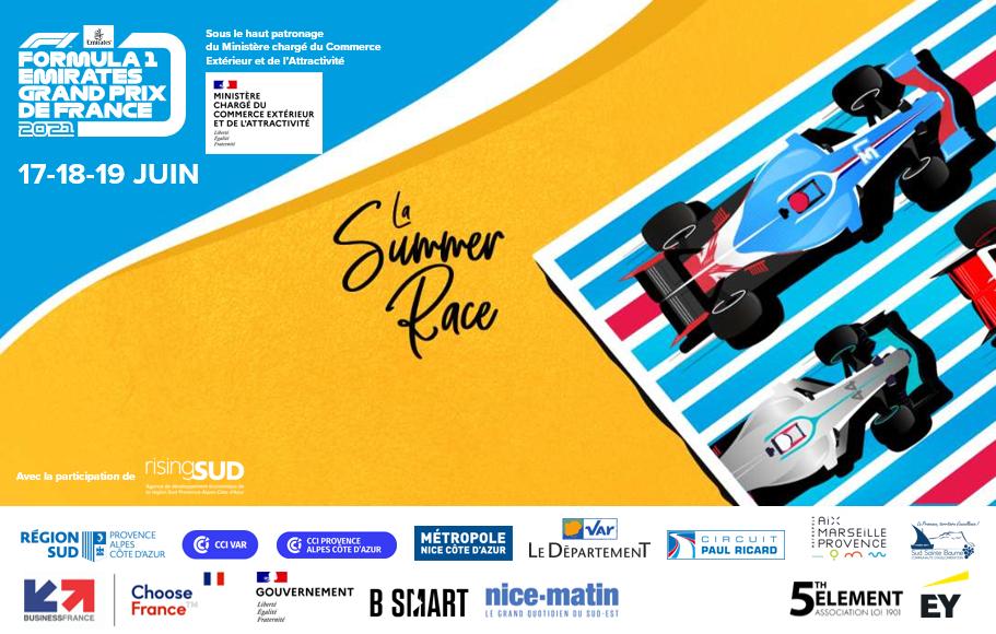 Conférence Smart & Sustainable Mobility – Grand Prix de France 2021